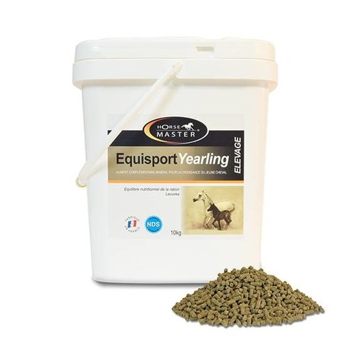 HorseMaster EQUISPORT YEARLING supplement for yearling