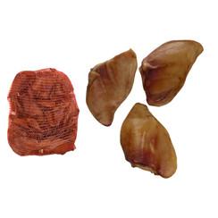 Varkensoor gedroogd 5kg/zak