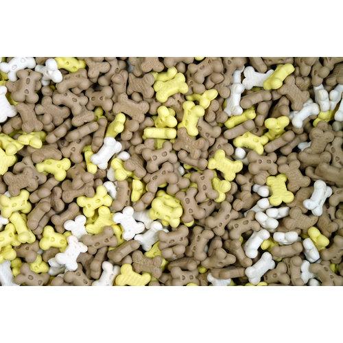 Papillon Dog Biscuits mini bones 10kg