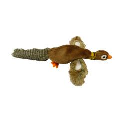 Pluche fazant zonder vulling