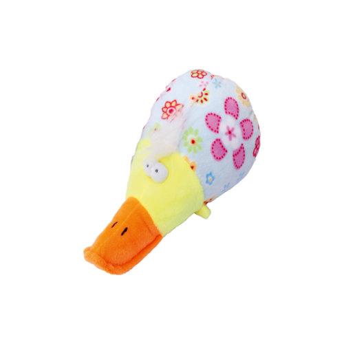 Papillon Plush duck with squeaker 17cm