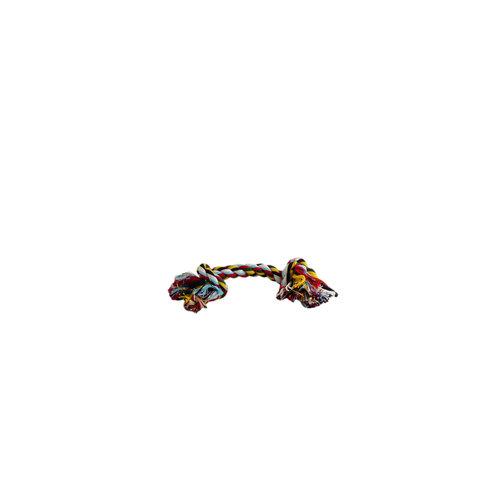 Papillon  Katoen flossy speelgoed 2 knopen 50gr 23 cm