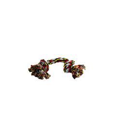 Katoen flossy speelgoed 2 knopen 180gr 38cm