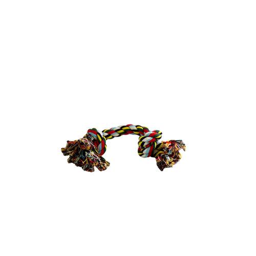 Papillon Katoen flossy speelgoed 2 knopen 180gr 38cm