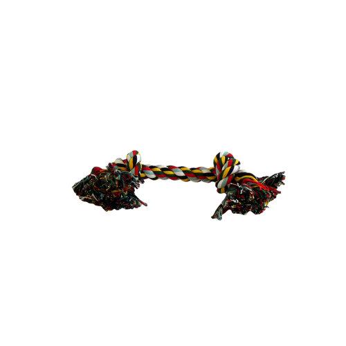 Papillon Katoen flossy speelgoed 2 knopen 270gr 45cm