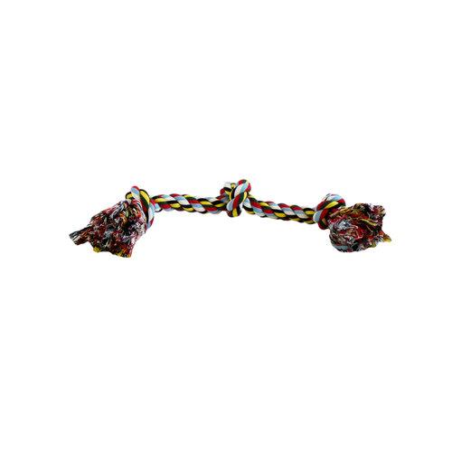 Papillon Katoen flossy speelgoed 3 knopen 245gr 45cm