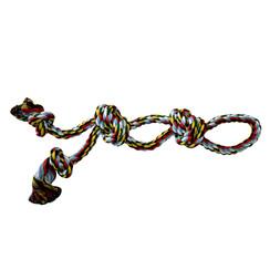 Cotton flossy toys 4 knots large 600gr 65cm