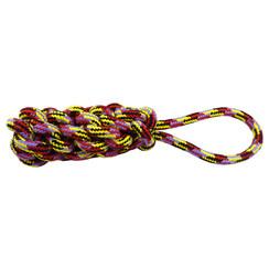 Woven rope pull 37½cm 370-390 gr.