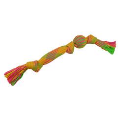 Touw speelgoed met bal 47,5 cm 175-185gr