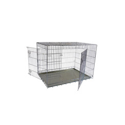 Wire cage XL 2 doors