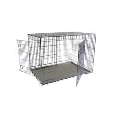 Wire cage XXL 2 doors
