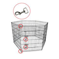 Wire cage Puppy, 8 x (80x100)