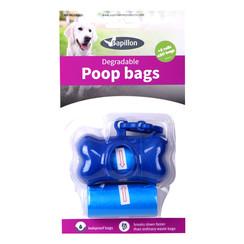 Poep bags dispenser (bone-form)