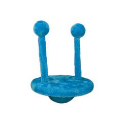 Katzenspielzeug UFO Blau