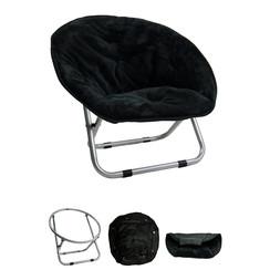 Relaxstoel 50*50*40 zwart
