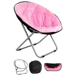 Relaxstoel groot roze
