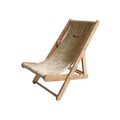 Strandstoel beige