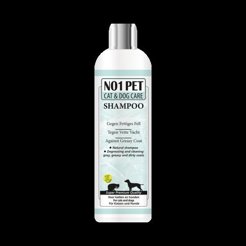 No1-pet Against Greasy Coat Shampoo
