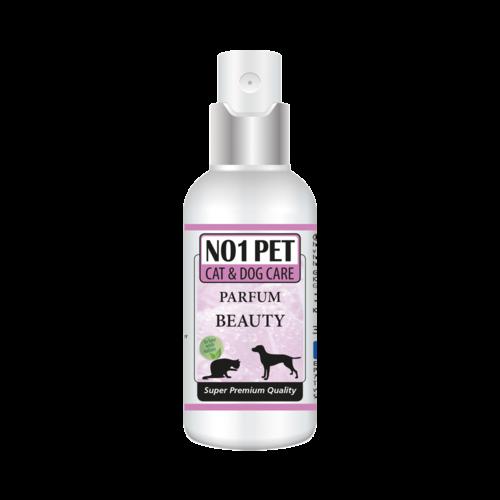 No1-pet Beauty Parfum, alcohol-free