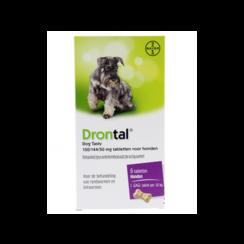 Drontal Dog Flavour