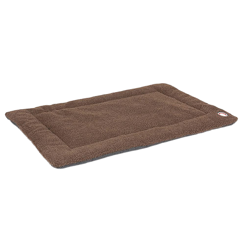 Pet Joy Doggy Wool Blanket Brown