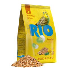 RIO Feed for budgies. Moulting period feed
