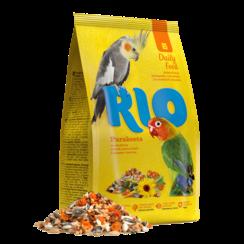 RIO Dagelijks voer voor grote parkieten