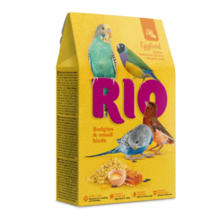RIO Eggfood for budgies and other small birds, 250 g