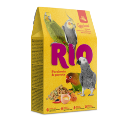 RIO Eggfood for parakeets and parrots, 250 g