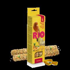 RIO Sticks für Kanarien mit tropischen Früchten, 2x40 g