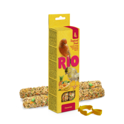 RIO Sticks voor kanaries met tropisch vruchten, 2x40 g