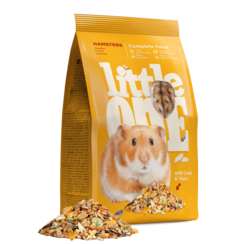 Little One Feed for hamsters 900 g