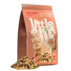 Little One Feed for junior rabbits 900 g