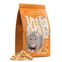 Little One Alleinfutter für Ratten 900 g