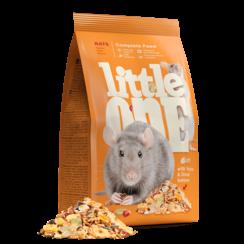 Little One voer voor ratten 900 g