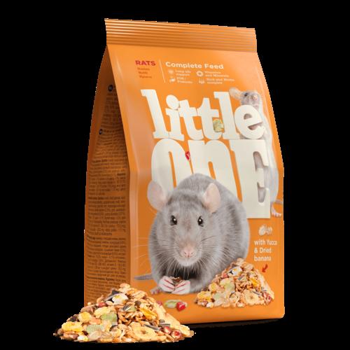 Little One Little One voer voor ratten 900 g