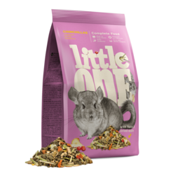 Little One voer voor chinchilla's, 900 g