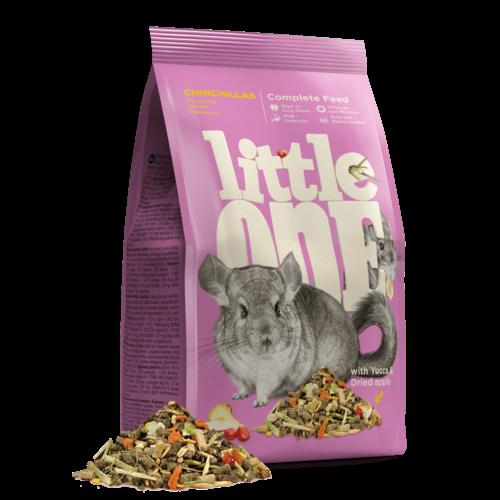 Little One Little One voer voor chinchilla's 900 g
