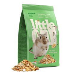 Little One Feed for gerbils, 400 g