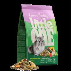 "Little One ""Groene Vallei"" voer voor chinchilla's, 750 g"