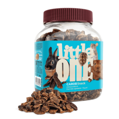 Little One Carob. Snack for all small mammals, 200 g