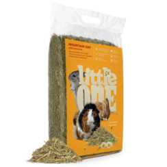 Little One Mountain hay with camomile, not pressed, 400 g