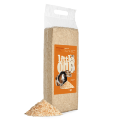 Little One Wood chips, 800 g