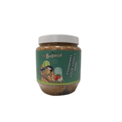 Balance Vogelpindakaas Premium APPEL 330 gram