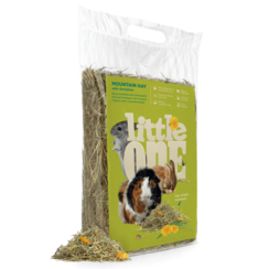 Little One Mountain hay with dandelion, not pressed, 400 g