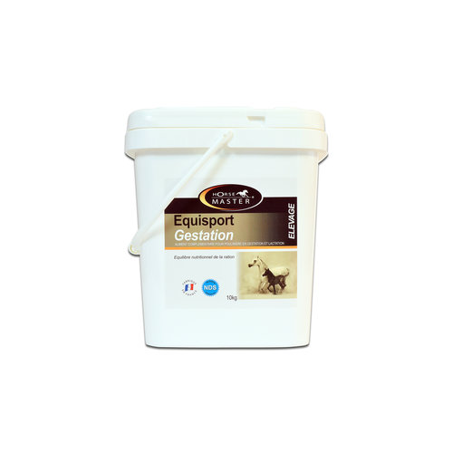 HorseMaster EQUISPORT GESTATION - LACTATION supplement for mare