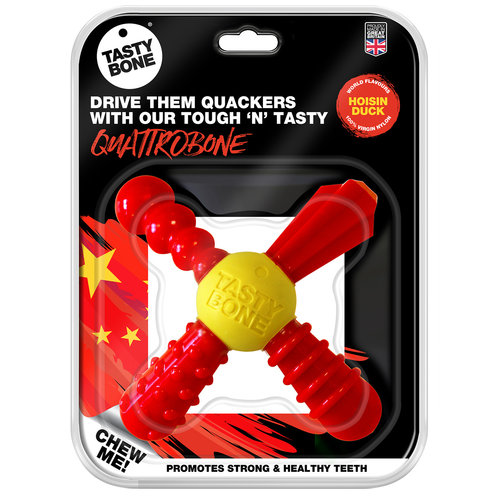 Tasty Bone Quattro Bone Small Hoisin Duck
