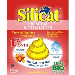 Silicat Kitten litter 1,5 kg