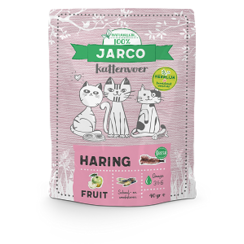 Jarco premium cat fresh fish herring 400 gr
