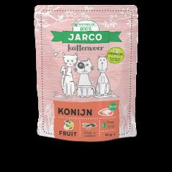 Jarco premium cat vers vlees konijn 400 gr